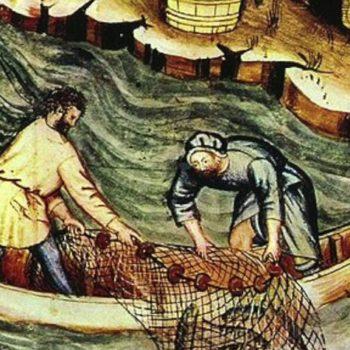 La historia de la pesca