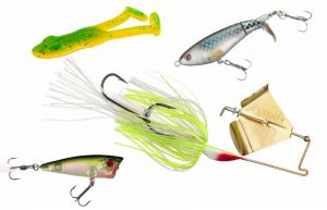 Cebos de pesca – Tipos de señuelos de pesca