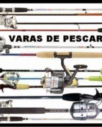 Diferentes Tipos de Cañas  o Varas de Pesca y sus Usos