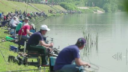 Pesca Deportiva, tipo de pesca de competicion
