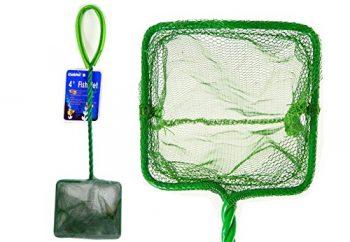 mejores redes para pescar en agua dulce o salada