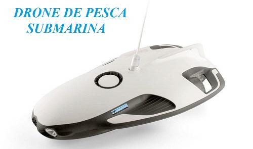 MEJOR DRON DE PESCA ACUATICA, dron para pesca submarina
