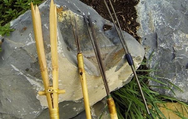 lanza de poste para pesca submarina, aprender a usar lanza de pezca