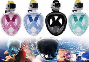 10 Mejores Mascaras de snorkel en 2019: reseñas y guía del comprador