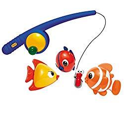 mejores juguestes de pesca para pequeños sinos