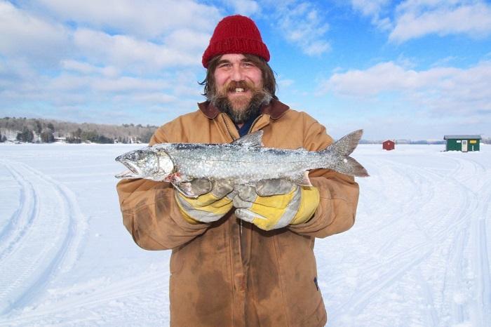 que ropas usar en el invierno para pescar con comodidad