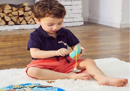 regalos de juegos de pesca de niños y niñas