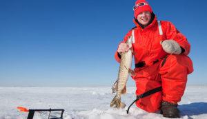 cual es la ropa que debo usar en invierno para ir a pescar