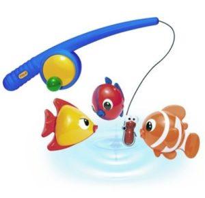 Juguetes de pescar para niños