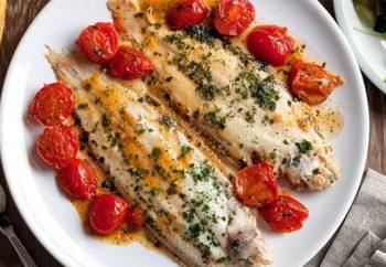recetas de pescado con pan