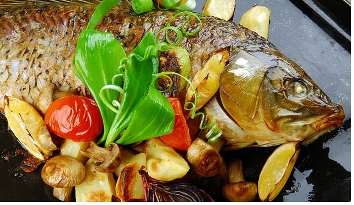 formas de cocinar agallas azules pescados en españa