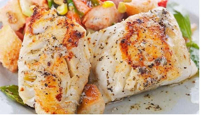 como hacer pez defin en la cocina culinaria españa